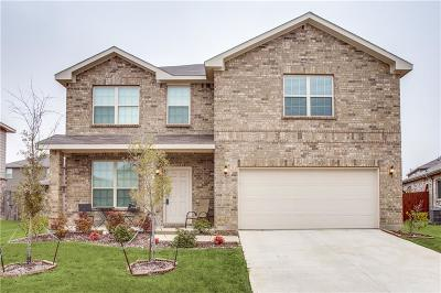 Fort Worth Single Family Home For Sale: 2925 Coyote Canyon Trail