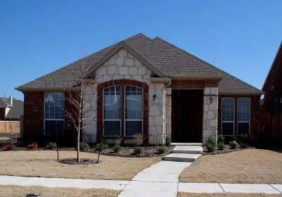 Frisco Residential Lease For Lease: 10110 Planters Row Drive