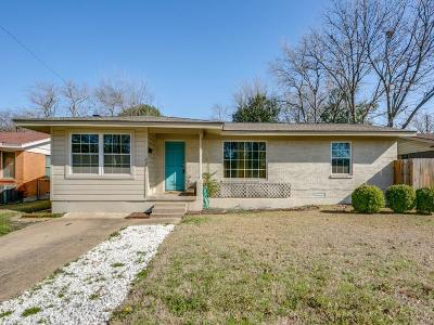 Dallas Single Family Home For Sale: 2367 Highwood Drive