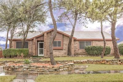 Mesquite Single Family Home For Sale: 912 Dunning Drive