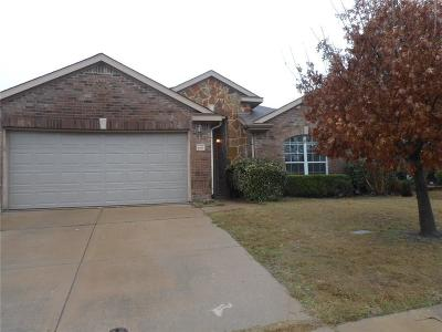 Forney Single Family Home For Sale: 2116 Hartley Drive