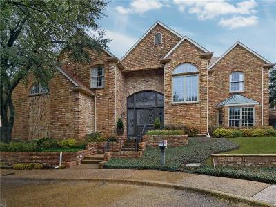 Dallas Single Family Home For Sale: 2 Kingsgate Court