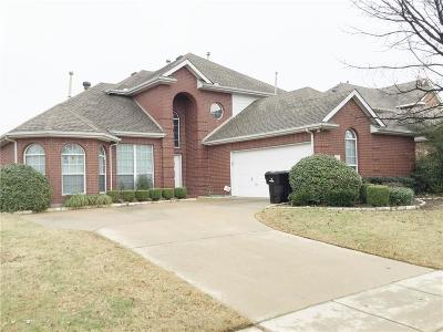 Frisco Residential Lease For Lease: 5306 Golfside Drive