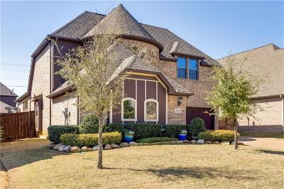 North Richland Hills Single Family Home For Sale: 8420 La Fontaine Drive