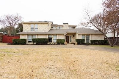 Dallas Single Family Home For Sale: 3848 Royal Lane