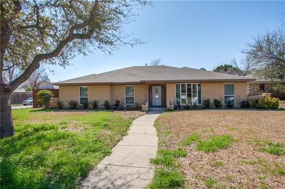 Richardson Single Family Home For Sale: 468 Stillmeadow Drive