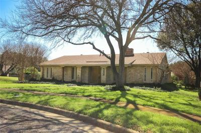 Dallas Single Family Home For Sale: 12340 Band Box Place