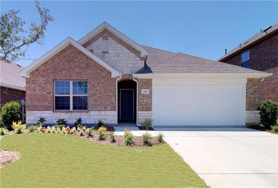 Forney Single Family Home For Sale: 1380 Greenbelt Drive