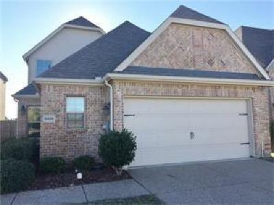 McKinney TX Residential Lease For Lease: $1,995