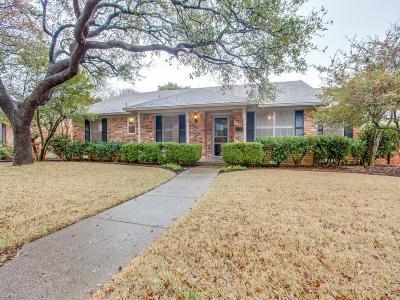 Dallas Single Family Home For Sale: 7636 La Bolsa Drive