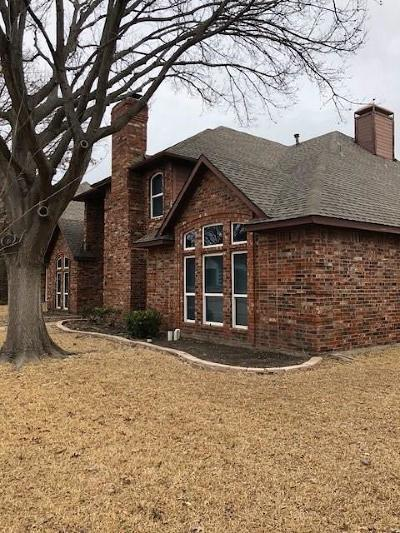 Plano Single Family Home For Sale: 2624 Courtside Lane
