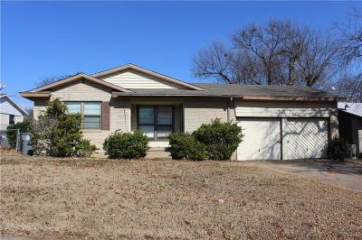 Dallas Single Family Home For Sale: 417 Southport Drive