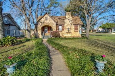 Dallas Single Family Home For Sale: 649 N Tyler Street