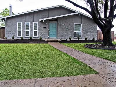 Lewisville Single Family Home For Sale: 1536 Camelia Drive