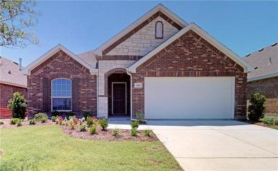 Forney Single Family Home For Sale: 1384 Greenbelt Drive