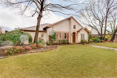 Dallas Single Family Home For Sale: 9506 Winding Ridge Drive