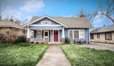 Dallas Single Family Home For Sale: 823 Grandview Avenue