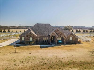Fort Worth Single Family Home Active Option Contract: 120 Backstretch Lane