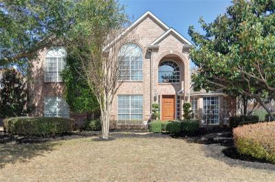 Southlake Single Family Home Active Option Contract: 1110 Longford Circle