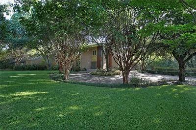 Dallas Single Family Home For Sale: 11322 E Ricks Circle