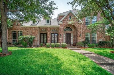 Single Family Home For Sale: 5112 Lincolnshire Court