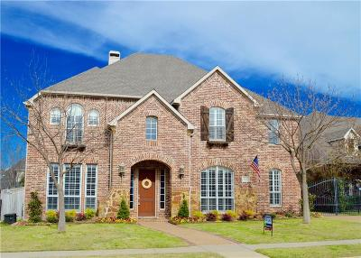 Keller Single Family Home For Sale: 809 Pond Springs Court