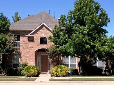 Frisco Residential Lease For Lease: 4686 Ridgeland Drive