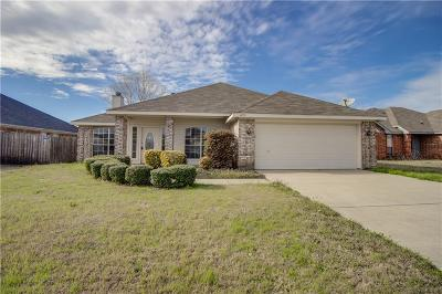 Seagoville Single Family Home For Sale: 1219 Clay Lane