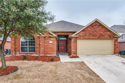 Little Elm Single Family Home For Sale: 1020 Wagon Trail Drive
