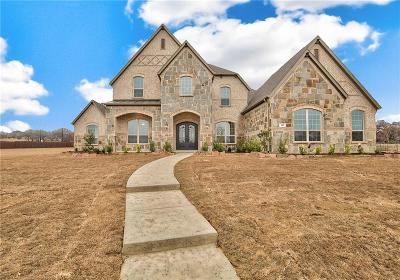 Keller Single Family Home For Sale: 701 Gean Trail