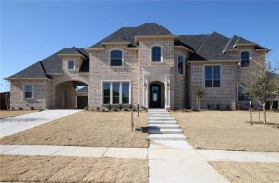 Prosper Single Family Home For Sale: 921 Circle J Trail