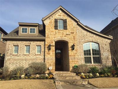 Arlington Single Family Home Active Option Contract: 915 Enchanted Wood Drive
