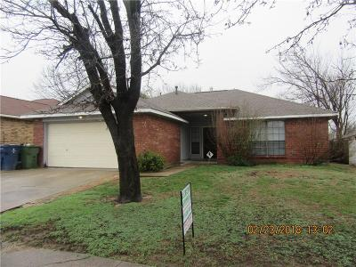 Garland Single Family Home For Sale: 725 Thornhill Lane