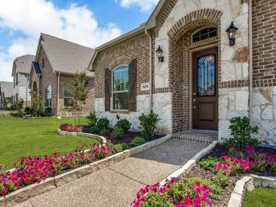 Frisco Single Family Home For Sale: 6278 Culverdale Lane