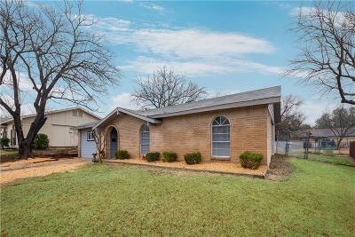 Garland Single Family Home For Sale: 5610 Sundown Lane