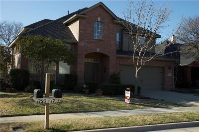 Corinth Single Family Home For Sale: 1725 Vintage Drive