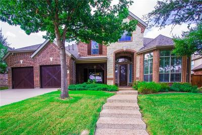 Mckinney Single Family Home For Sale: 816 Hidden Springs Court
