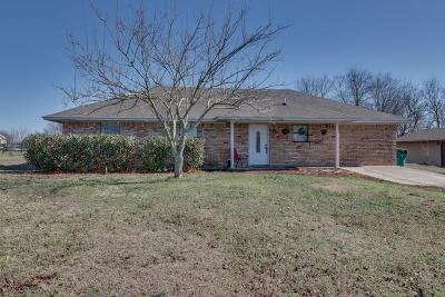 Kaufman Single Family Home For Sale: 6046 County Road 166