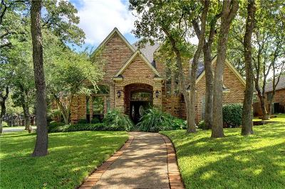 Keller Single Family Home Active Contingent: 811 Runnymede Road
