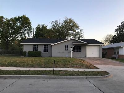 Plano Single Family Home For Sale: 1814 Mimosa Lane