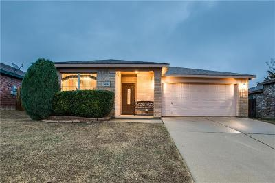 Single Family Home For Sale: 6436 Stonewater Bend Trail
