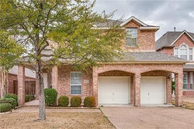 Irving Single Family Home For Sale: 1123 Pedernales Trail