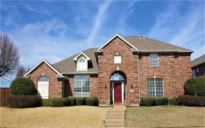 Plano Single Family Home For Sale: 3829 Lakedale Drive
