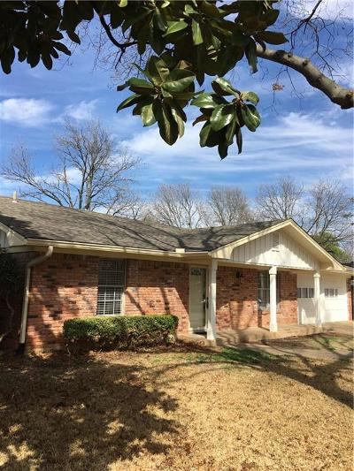 Hurst Single Family Home For Sale: 808 W Cheryl Avenue