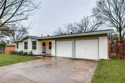 Fort Worth Single Family Home For Sale: 6216 Brentwood Drive