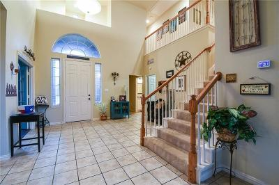 Rowlett Single Family Home Active Contingent: 8017 Edenmore Lane