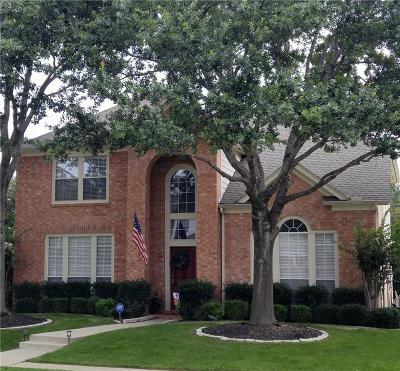 Keller Single Family Home For Sale: 1815 Rolling Bend Drive