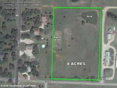 Cross Roads Residential Lots & Land For Sale: 8 Ac Fishtrap Road
