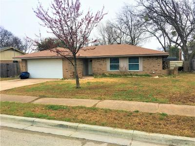 Keller Single Family Home For Sale: 205 Anita Avenue
