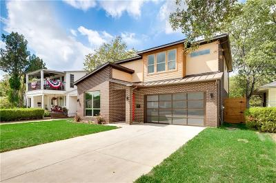 Dallas Single Family Home For Sale: 6903 Prosper Street